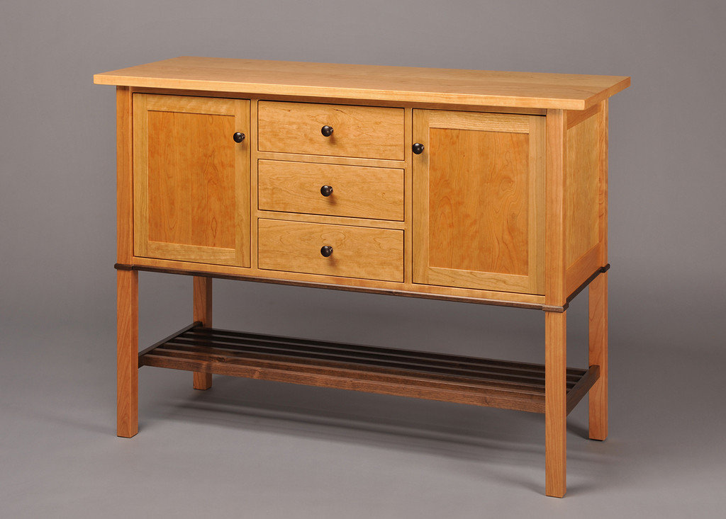 Gloucester huntboard john lomas custom furniture