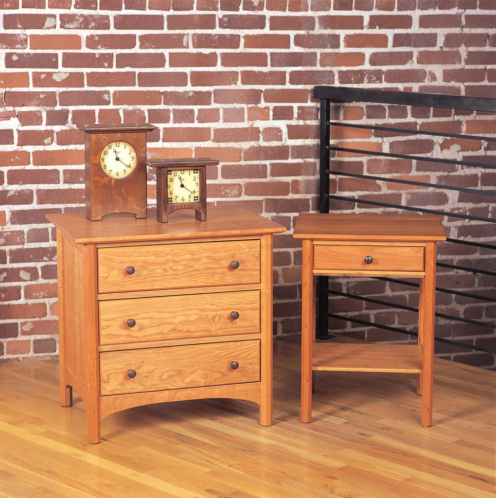 Sapperton 3 Drawer Chest
