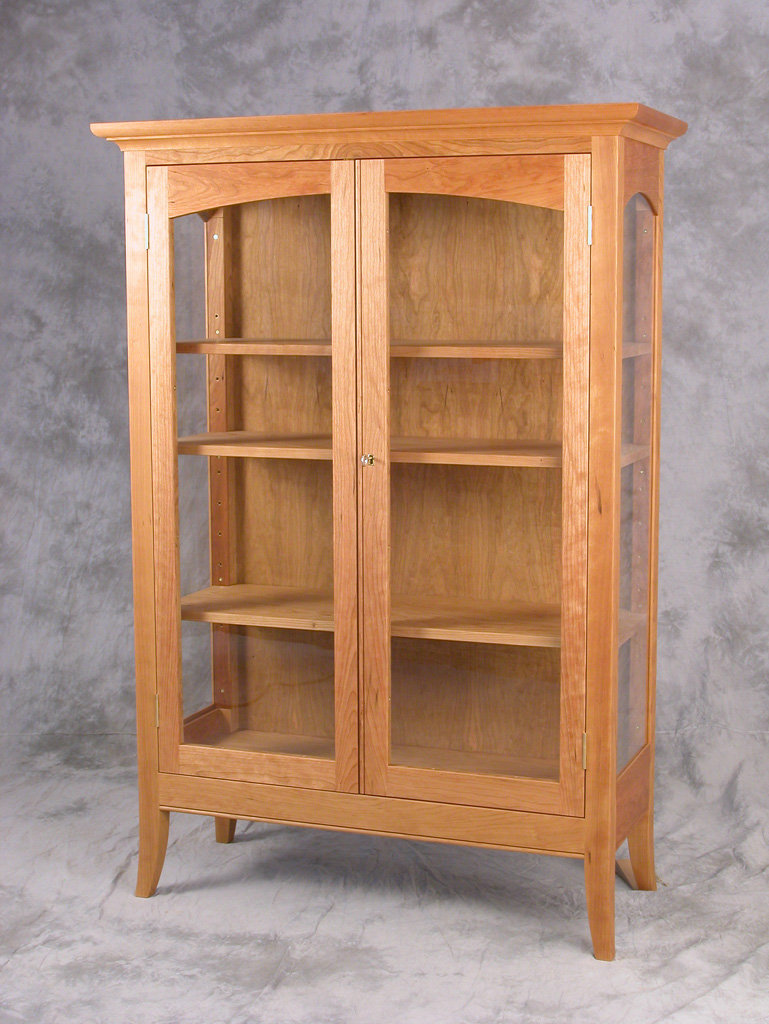 Regency Display Cabinet