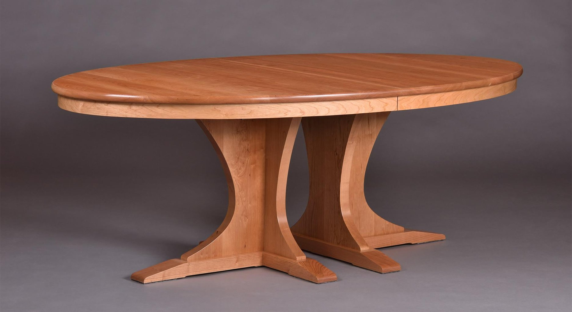 Elliptical Dining Table