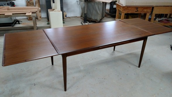 Danish Modern Dining Table